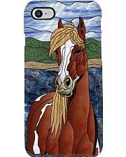 Brown horse Phone Case i-phone-8-case