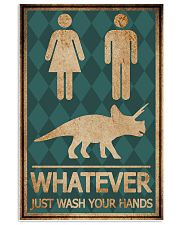 Whatever 11x17 Poster front