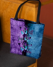 Faith hope love All-over Tote aos-all-over-tote-lifestyle-front-02