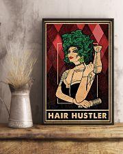 Hair hustler 11x17 Poster lifestyle-poster-3