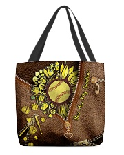 You are my sunshine All-over Tote front