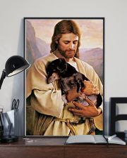 Dachshund  11x17 Poster lifestyle-poster-2