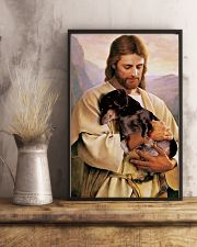 Dachshund  11x17 Poster lifestyle-poster-3