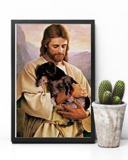 Dachshund  11x17 Poster lifestyle-poster-8
