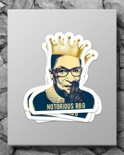 Notorious RBG Sticker - 4 pack (Vertical) aos-sticker-4-pack-vertical-lifestyle-front-09