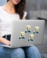 Notorious RBG Sticker - 4 pack (Vertical) aos-sticker-4-pack-vertical-lifestyle-front-15