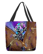 Choose life All-over Tote front