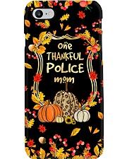 One thankful police mom Phone Case i-phone-8-case