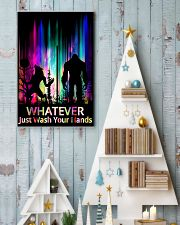 They whispered to her 11x17 Poster lifestyle-holiday-poster-2