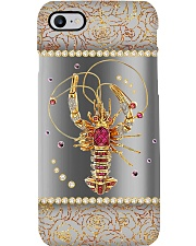 Crawfish  Phone Case i-phone-7-case