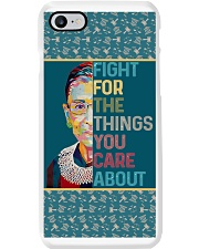 Fight for the things Phone Case i-phone-8-case