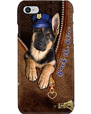 K9 Back the blue Phone Case i-phone-8-case