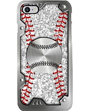 Baseball Sequin pattern print Phone Case i-phone-7-case