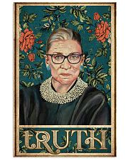 Truth 11x17 Poster front