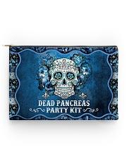 Dead Pancreas Party Kit Accessory Pouch - Standard back