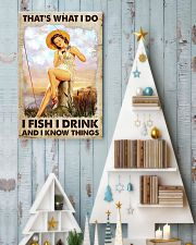 That's What I Do 11x17 Poster lifestyle-holiday-poster-2