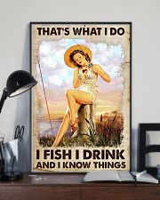 That's What I Do 11x17 Poster lifestyle-poster-2