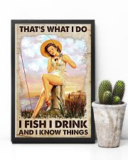 That's What I Do 11x17 Poster lifestyle-poster-8