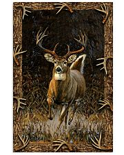 Hunting Quilt 11x17 Poster front