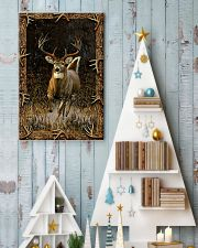 Hunting Quilt 11x17 Poster lifestyle-holiday-poster-2