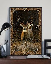 Hunting Quilt 11x17 Poster lifestyle-poster-2