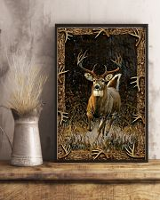 Hunting Quilt 11x17 Poster lifestyle-poster-3