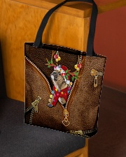 Merry Christmas  All-over Tote aos-all-over-tote-lifestyle-front-02