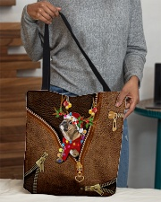 Merry Christmas  All-over Tote aos-all-over-tote-lifestyle-front-10