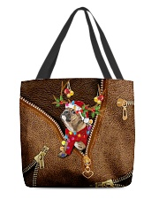 Merry Christmas  All-over Tote back