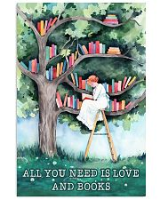 All you need is 11x17 Poster front