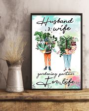 Husband and wife gardening partner for life 11x17 Poster lifestyle-poster-3