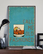 Call me old fashioned 11x17 Poster lifestyle-poster-2