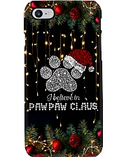 I believe in Pawpaw Claus Phone Case i-phone-8-case