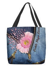 Faith hope love tote All-over Tote front