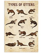 Otter Knowledge 11x17 Poster front