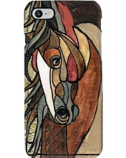 Colorful horse Phone Case i-phone-8-case