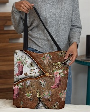 Gardening All-over Tote aos-all-over-tote-lifestyle-front-10