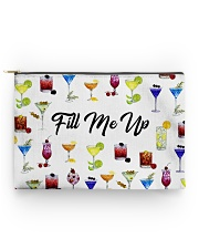 Fill me up Accessory Pouch - Standard front