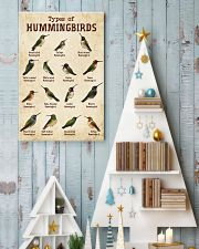 Hummingbird Knowledge 11x17 Poster lifestyle-holiday-poster-2