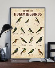 Hummingbird Knowledge 11x17 Poster lifestyle-poster-2