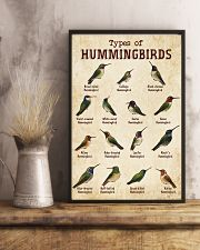 Hummingbird Knowledge 11x17 Poster lifestyle-poster-3