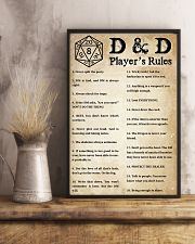 Rules of the game 11x17 Poster lifestyle-poster-3