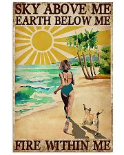 Sky Above Me 11x17 Poster front