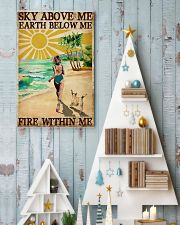 Sky Above Me 11x17 Poster lifestyle-holiday-poster-2