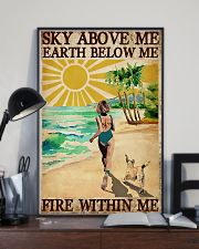 Sky Above Me 11x17 Poster lifestyle-poster-2