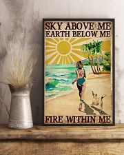 Sky Above Me 11x17 Poster lifestyle-poster-3