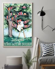 Just a girl 11x17 Poster lifestyle-poster-1