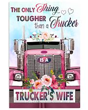 Trucker's wife  11x17 Poster front