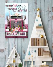Trucker's wife  11x17 Poster lifestyle-holiday-poster-2