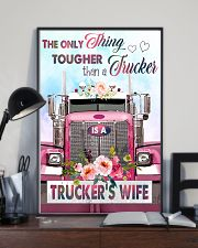 Trucker's wife  11x17 Poster lifestyle-poster-2